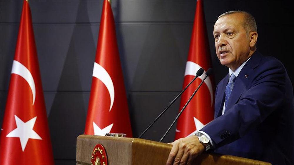 Bầu cử Thổ Nhĩ Kỳ: Tổng thống Erdogan giành chiến thắng